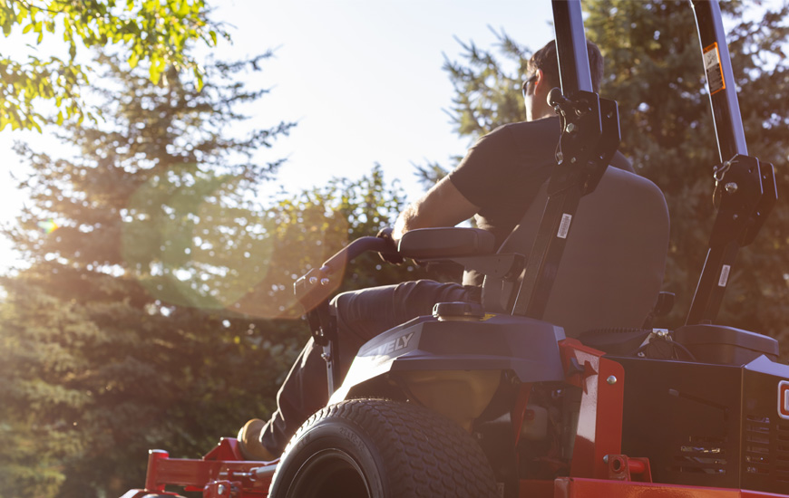 Gravely Lawn Mowers | Commercial Lawn Mowers, Commercial