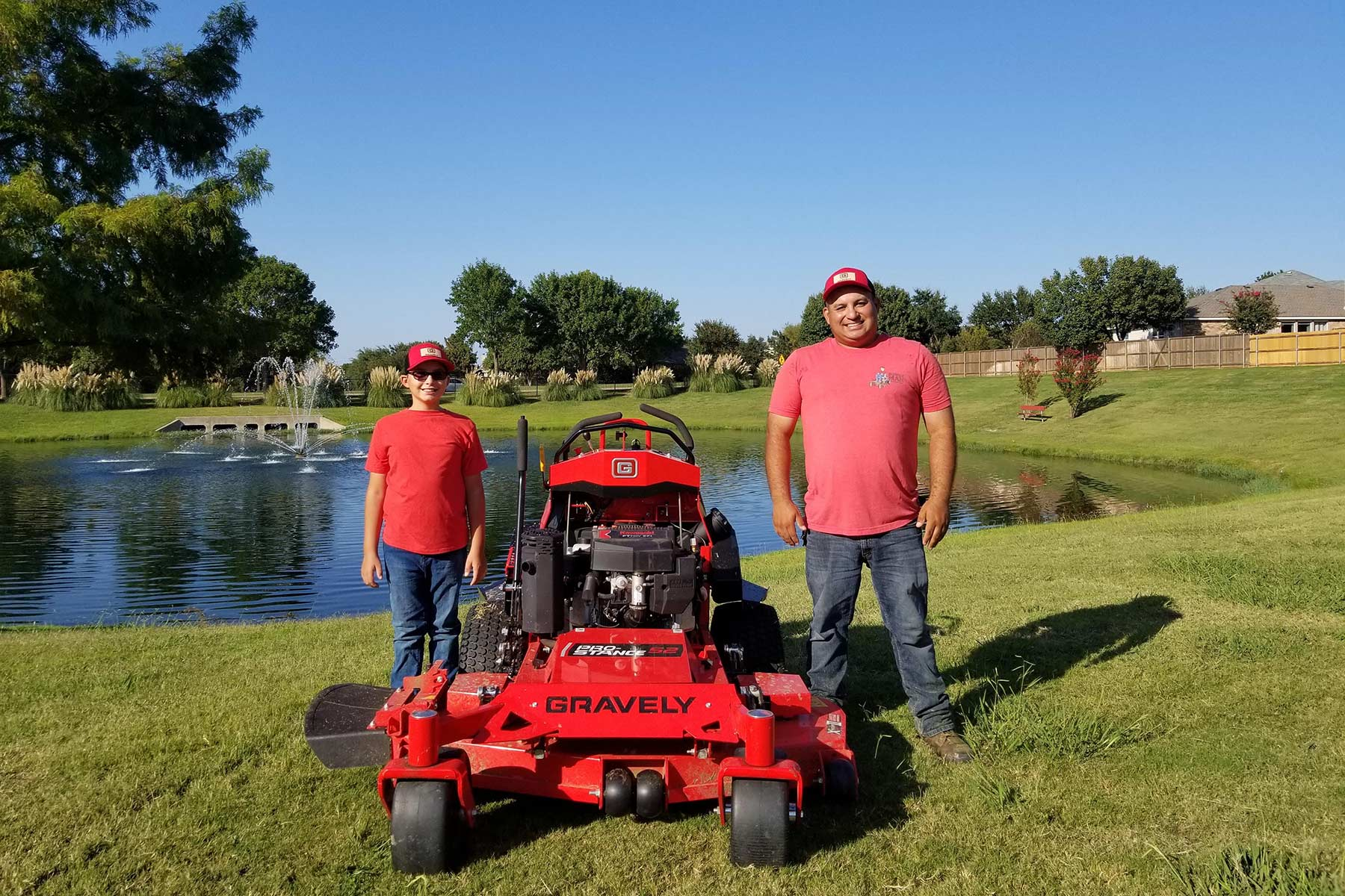 The Original Gravely Ambassador